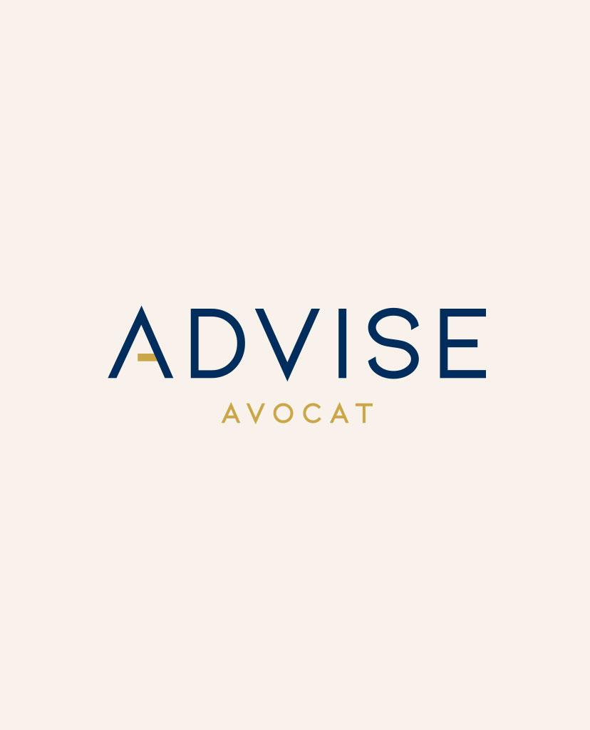 creation logo advise avocat